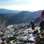 Mountain Climbing at Mount Kenya Excursion with Xplorato Ventures Team