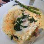 Chicken Saltimbocca - carzy hard to mae well