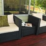 Alfresco Deck Setting
