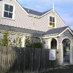 View of Akaroa House