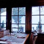 petit, restaurant romantque