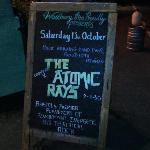 Atomic Rays Board