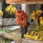 Bananenvielfalt