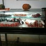 Bar Caloura Fish Cooler