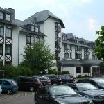 Land & Golf Hotel Stromberg Foto