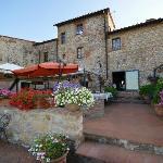 Relais La Costa - terrazza/ristorante
