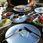 BinKaya Turkish breakfast!