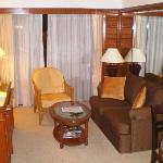 Zi 1016: Wohnzimmer
