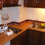 Zi 1016: Küche
