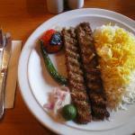 Persia Restaurant: Kebap