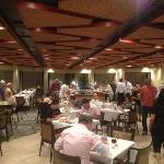 Shabbat dinner at the Leonardo plaza