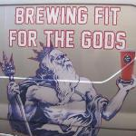 Brewing fit for the gods