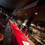 Club Malibu bar