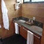 Baño del Yurt