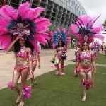 Parade at Miami Carnival