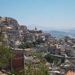 percher dans la montagne, superbe village