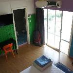 'Colour room' (executive room)