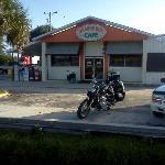 Orange Box Cafe