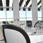 Elegant Ocean Front Dining