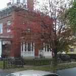 Pejepscot Museum, Sklfield-Whittier House, Brunswick, ME