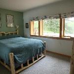 the quiet bedroom