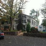 Outside Rider's Inn -- October 2012.