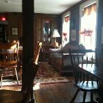 Inside the tavern -- October 2012