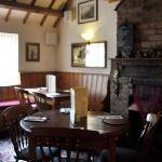 one of our comfortable dining areas