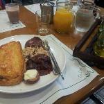 Desayuno garrotxi