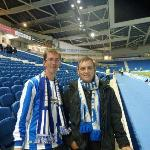 great night at the Amex
