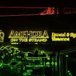 Amphora lights the night