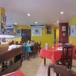 Inside La Piola