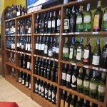La Piola wine rack