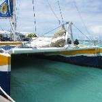 DePalm Tours Snorkel Boat