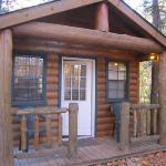 Porch of Cabin 52