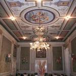 splendides fresques du XIXe