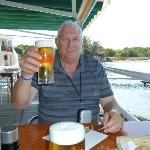 Cheers enjoy your holiday
