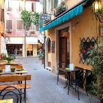 Trattoria Bella Venezia Garda Centro Storico