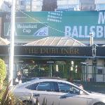 The Dubliner, nice bar adjoining the hotel.