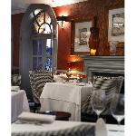 Enjoy the modern yet elegant surroundings in Level Four Restaurant.