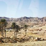 paesaggio deserto roccioso