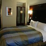 Bed, Standard Room