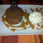 dessert chocolat.