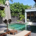 Pool, sun deck