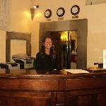 Francesca - Front Desk Manager