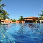 Foto da piscina principal