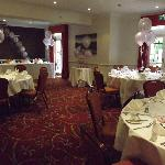 Wharfedale Suite for small wedding reception