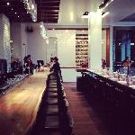 The Hambar restaurant