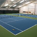 Indoor Tennis Facility