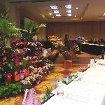 The Grand Ballroom where we have our show every year